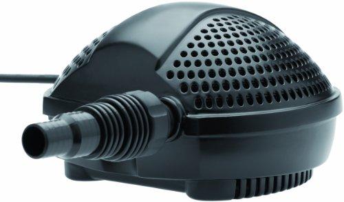Pontec 50851 Filter- und Bachlaufpumpe PondoMax Eco 1500 | Filterpumpe | Pumpe | Filter | Teichpumpe | Bachlauf