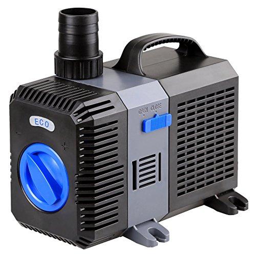 SunSun CTP-3800 SuperECO Teichpumpe Filterpumpe 3600l/h 20W
